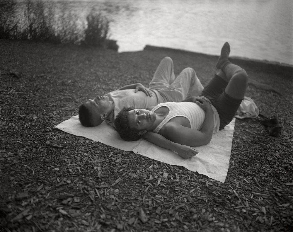 Peter and Sandino, Prospect Park