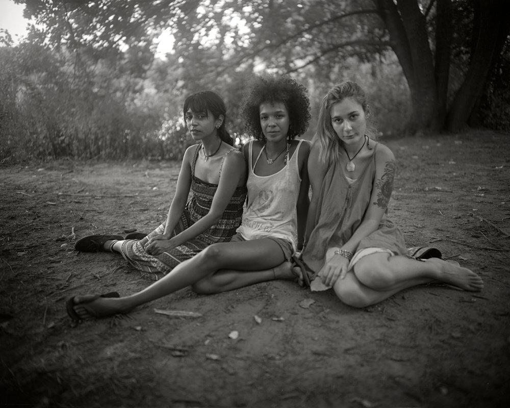 3 Friends, Prospect Park