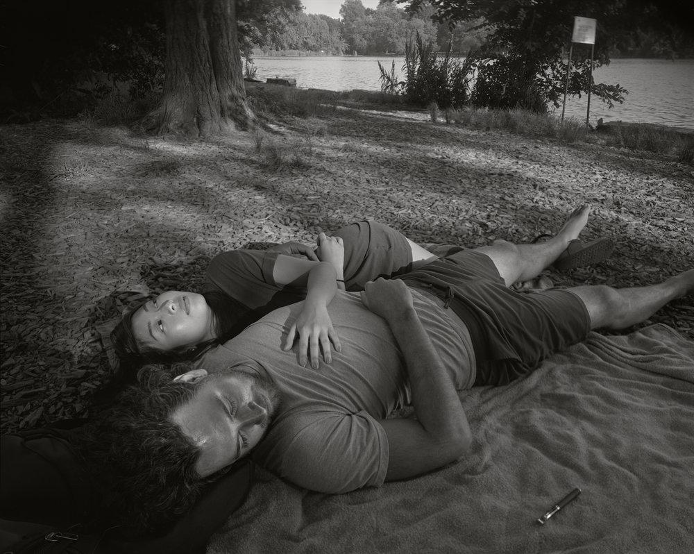 Rick and Sue, Prospect Park
