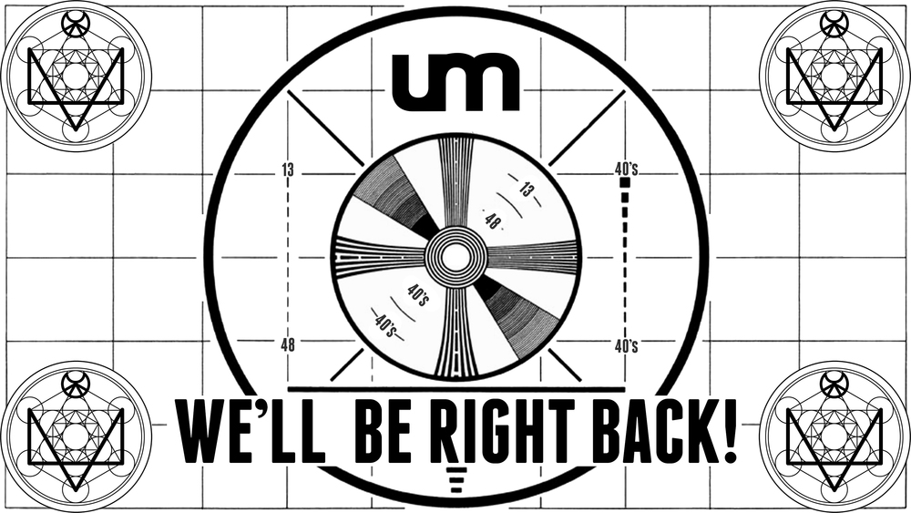 Umphrey's McGee Indian Head Test Pattern 16x9