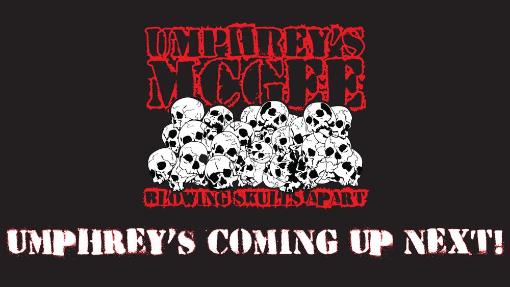 Umphrey's McGee. Blowing Skulls Apart. 16x9