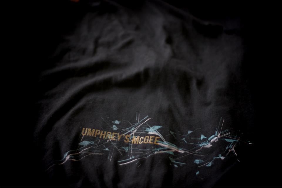 Umphrey's McGee Helix Hoodie, Back