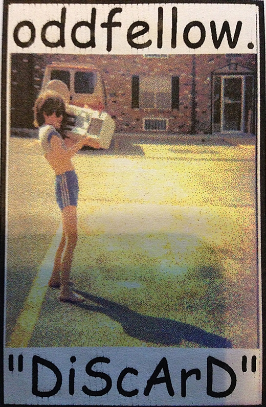 My first album cover, 1998. Yes, that's me in a half shirt and tiny shorts as a child.