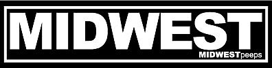 The original MIDWESTpeeps logo, 2006