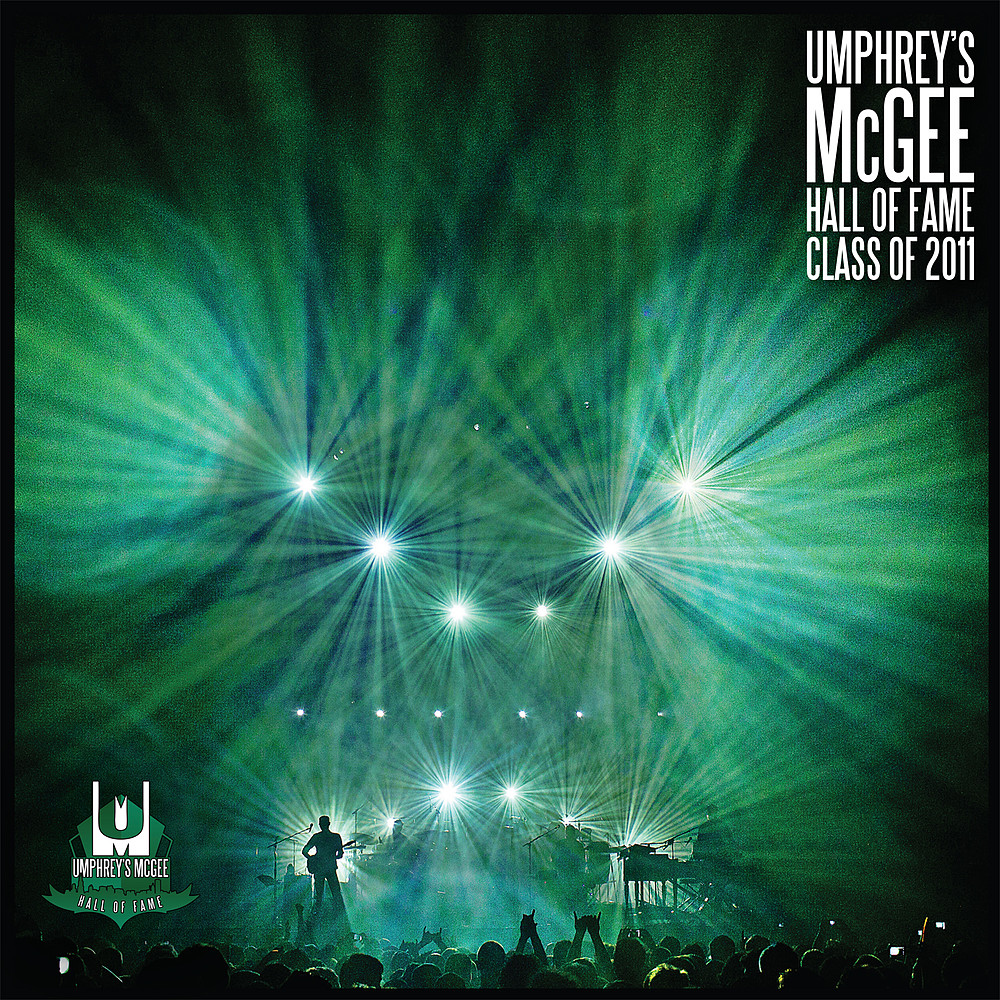 The second vinyl album I designed for Umphrey's McGee, 2012.