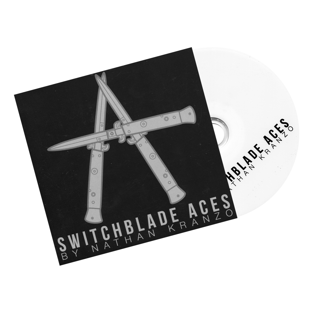Nathan Kranzo's Switchblade Aces DVD