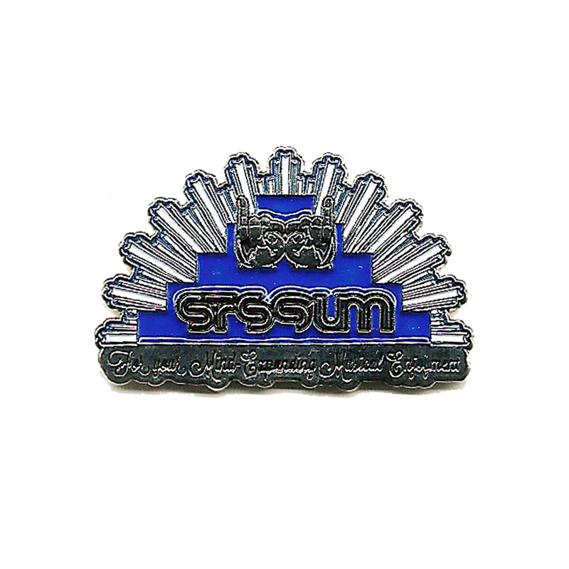 Umphrey's McGee / STS9 Summer Tour Pin