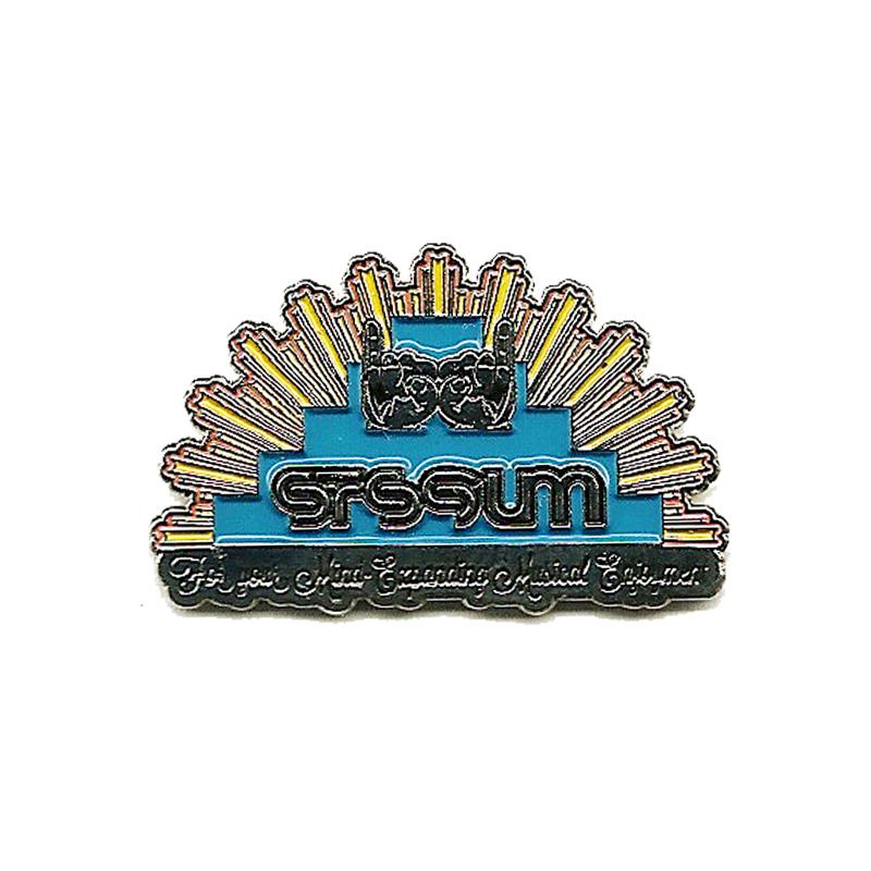 Umphrey's McGee / STS9 Summer Tour Pin