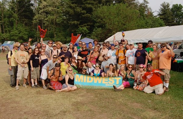 GROUP PHOTO! Summer Camp Music Festival, 2009?