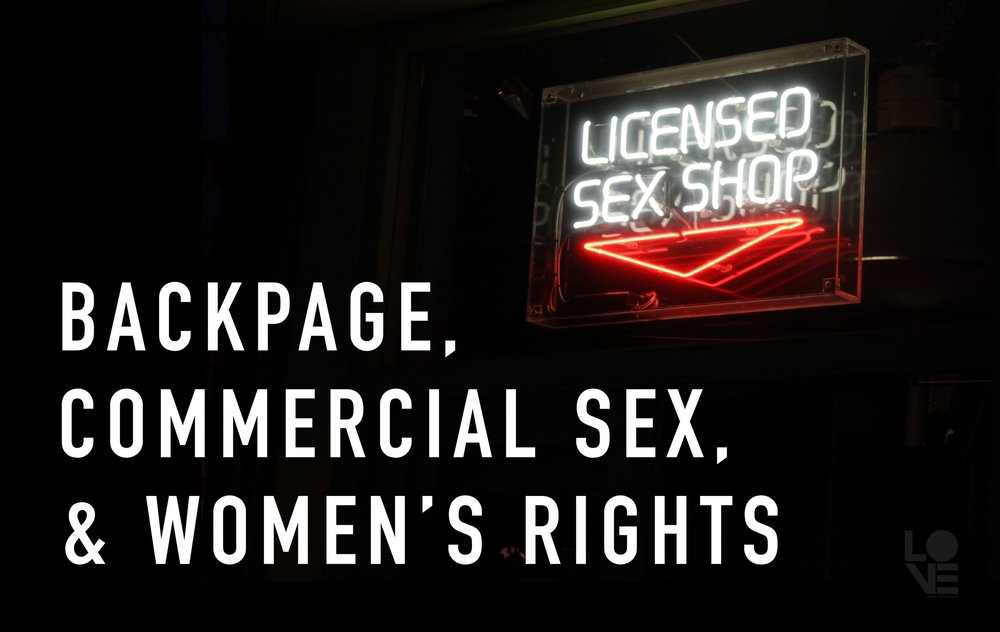 Backpage Killeen Tx >> Backpage Commercial Sex And Women S Rights Jesus Said Love