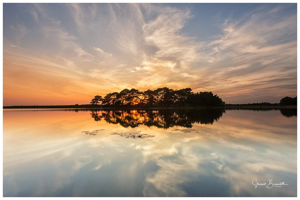 Hatchet Pond Sunset-4.JPG