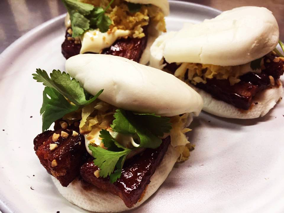 Smiths  Crispy Pork Bao