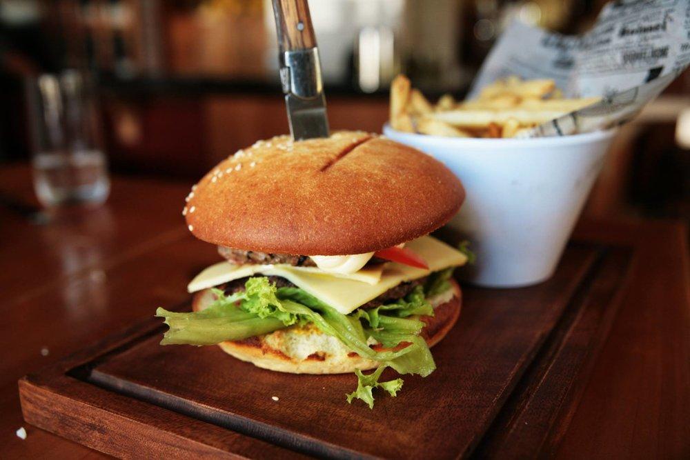 Stables Gourmet Burger