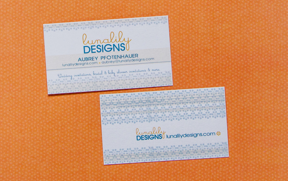 lunalilyDESIGNS Business // 2010-2012