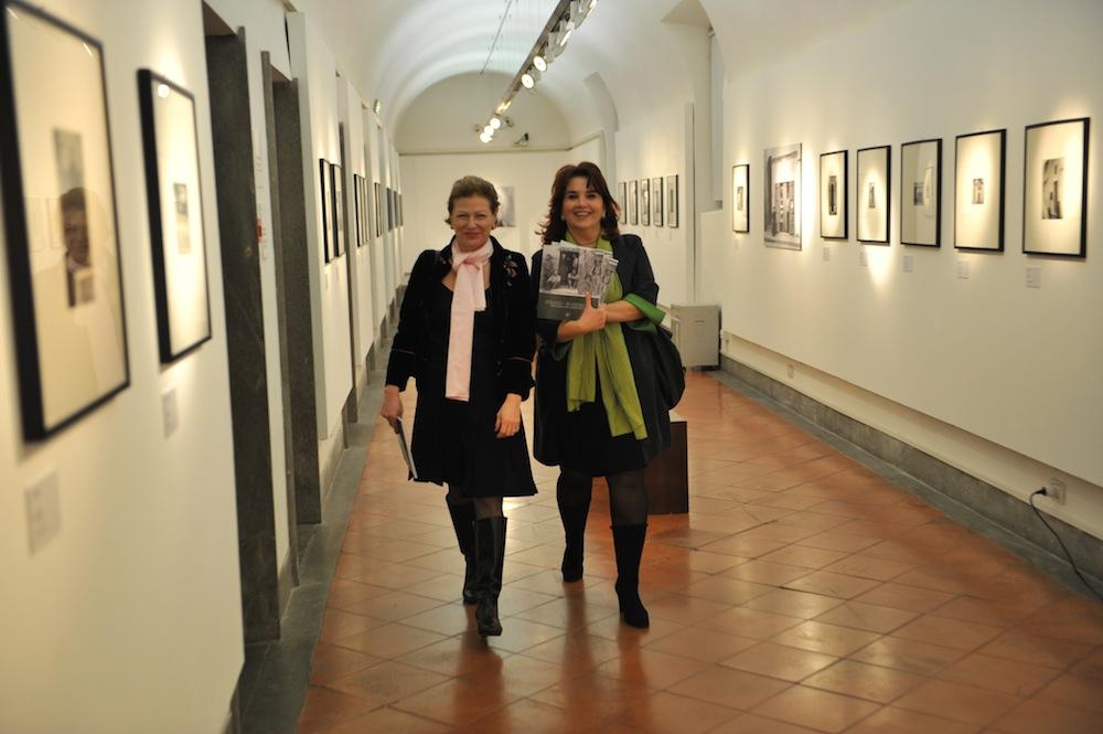 Enrica Vigano and Nina Rosenblum