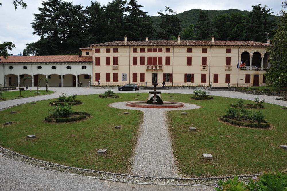 Palazzo Brandolini, Solighetto, Italy