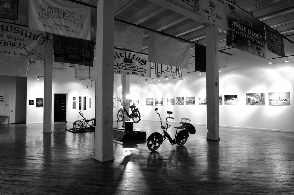 EXHIBITION CURATED BY PETER KEPHA, 2012.