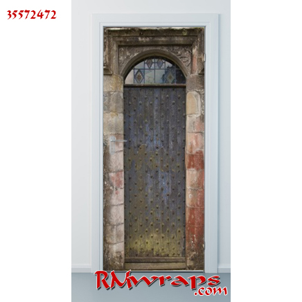 Old castle Door 35572472