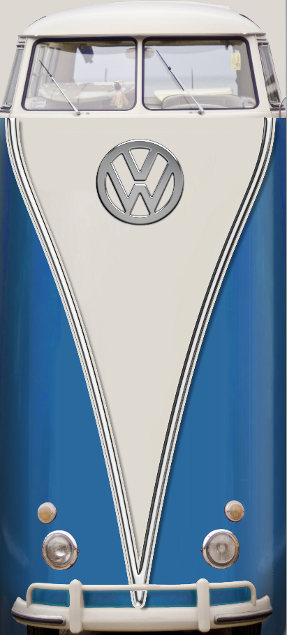 Vw Bus blue Door wrap .png