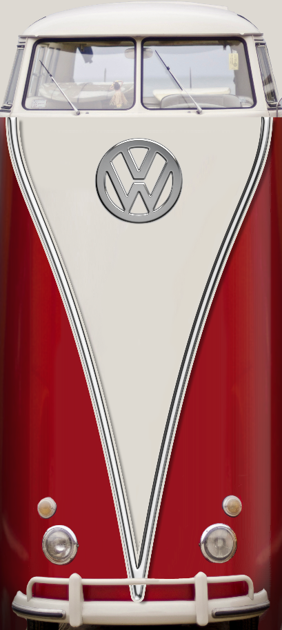 Vw Bus red Door wrap .png
