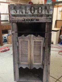 Saloon door Refrigerator wrap & Saloon Door Refrigerator wrap u2014 Rm Wraps