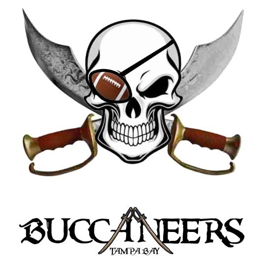 Redesign Buccaneers logo