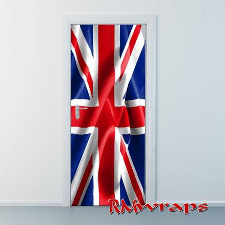British Flag Door Wraps & Country flags door wraps u2014 Rm Wraps