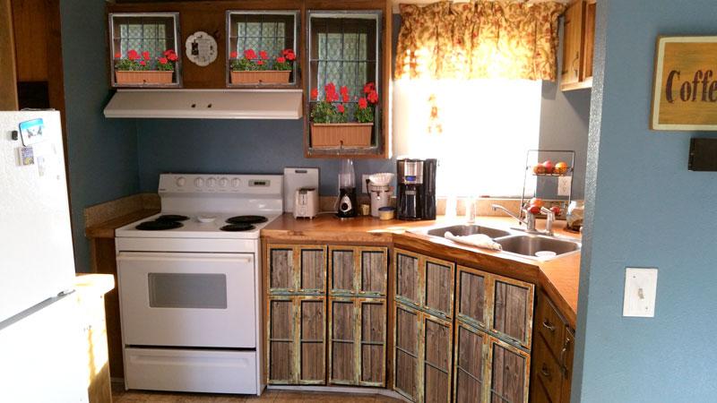 Custom Design Cabinet Wraps