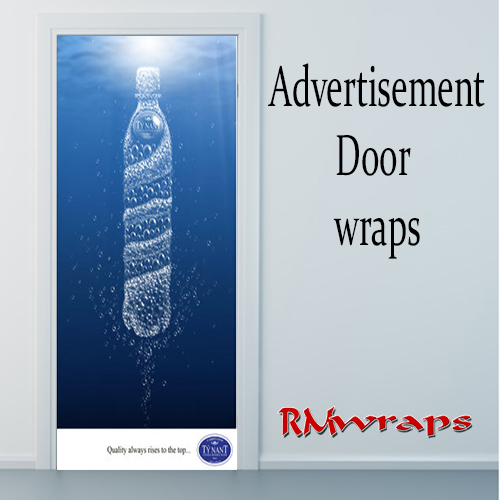Do you have a lot of doors to wrap? Hire Rm wraps. Click here. & Advertisement Door wraps \u2014 Rm Wraps
