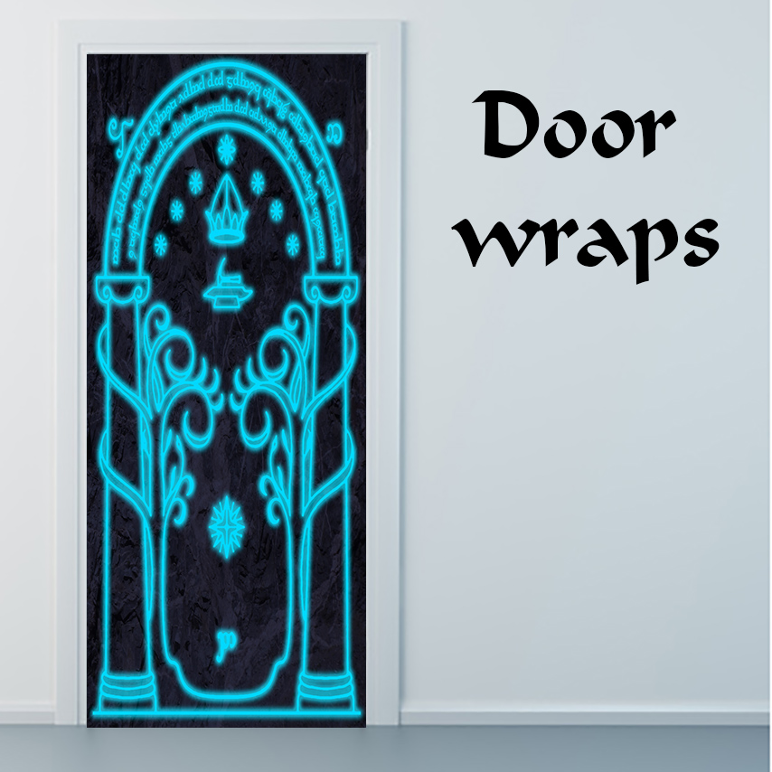 Moria door wrap