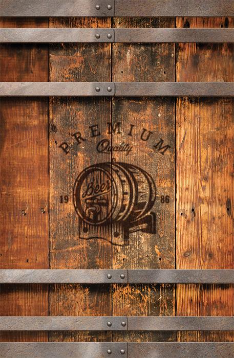 Beer Barrel, Water Heater Wrap, Rm wraps, Premium beer