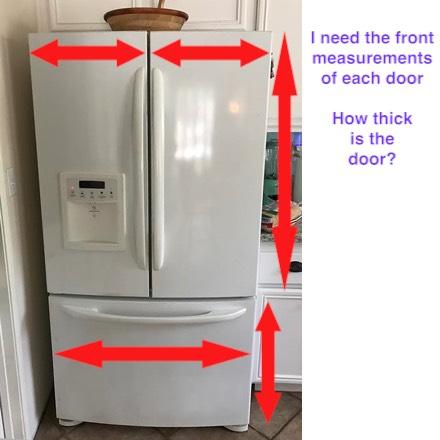 Antique Safe Refrigerator Wrap  sc 1 st  Rm Wraps & Antique Safe Refrigerator Wrap u2014 Rm Wraps