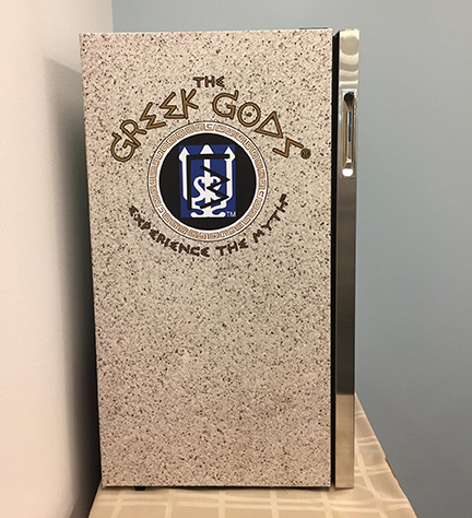 Promotional Mini Fridge