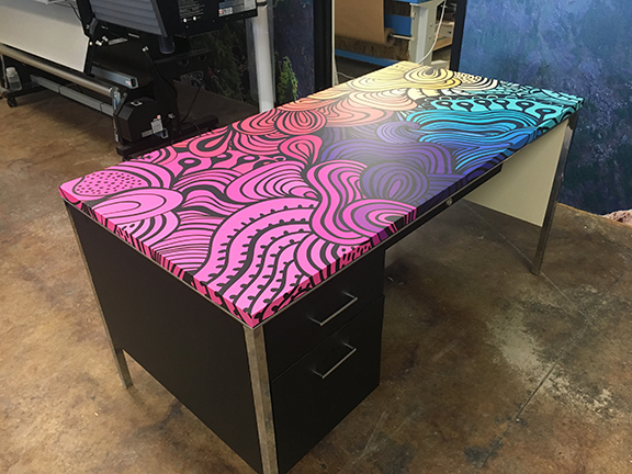Table top wraps All colors 1