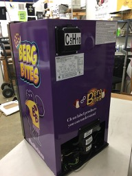 Berg Bites Mini fridge wrap
