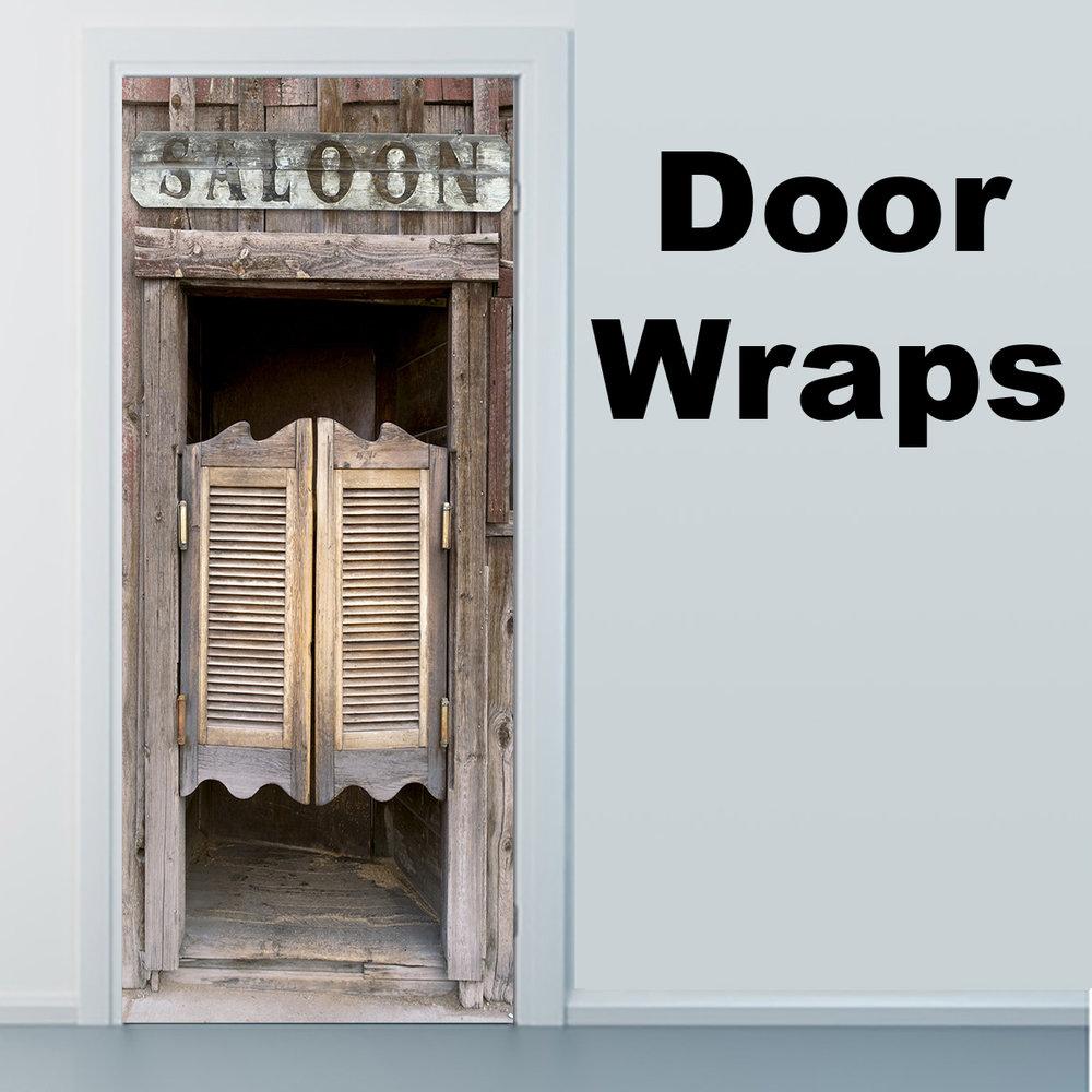 Saloon Door Skin