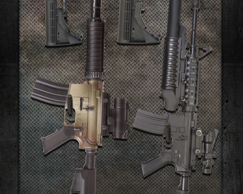 Armory Big Boy Guns Door wrap close up.png