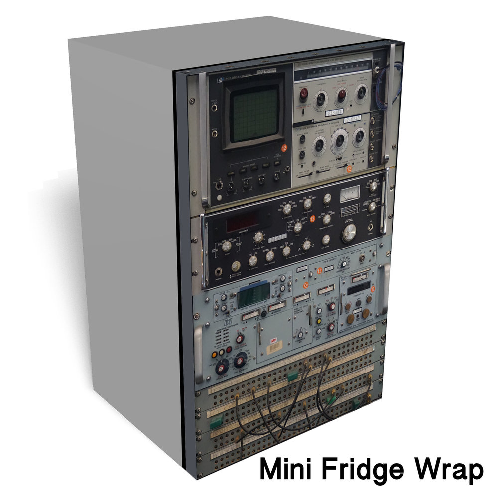 oscilloscope 1 Mini fridge wrap1