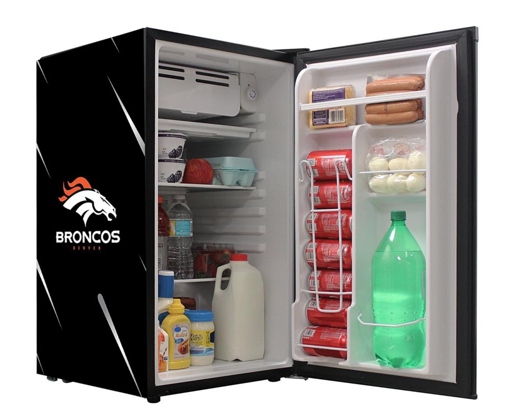 Glaros Mini fridge full