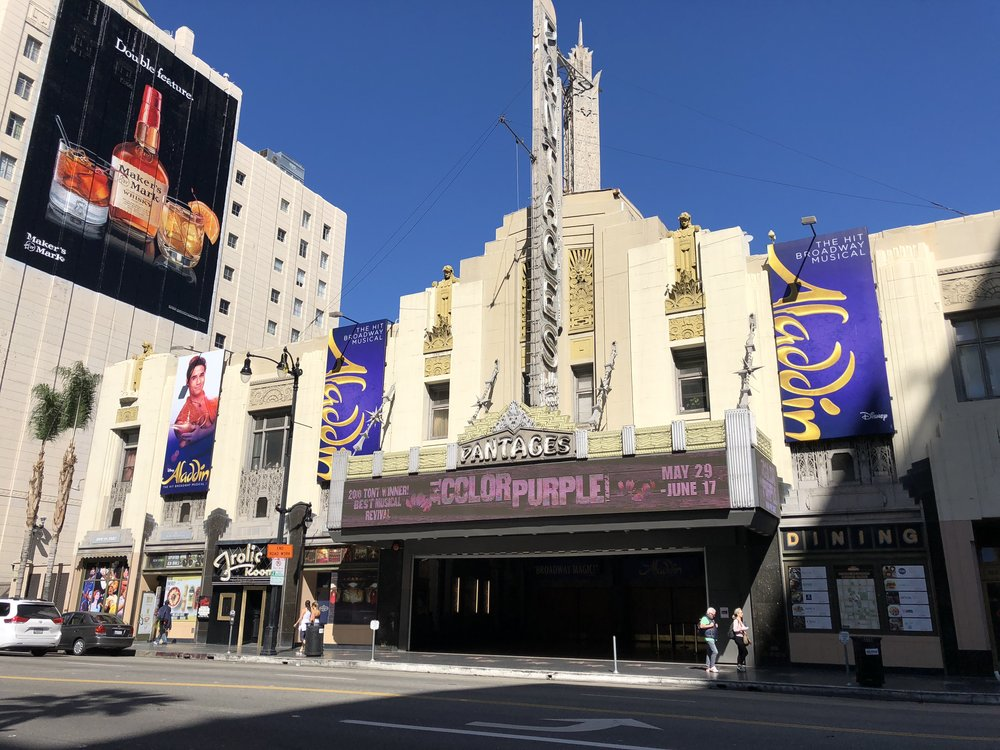 Hollywood Pantages Theatre