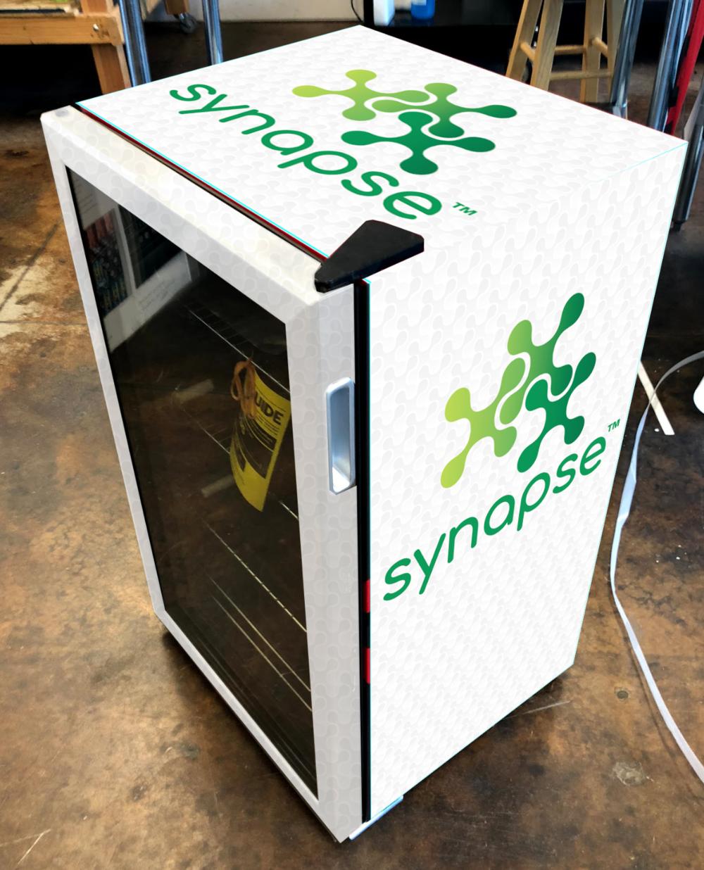 Synapse Mini Fridge Wraps, Rm wraps, mini fridge,