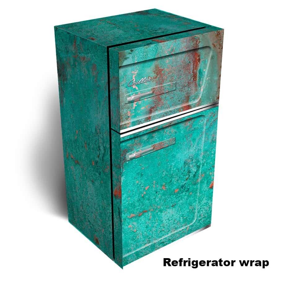 Refrigerator wraps — Rm Wraps