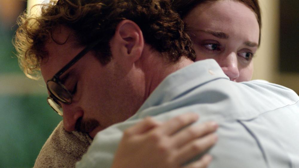 HER, Joaquin Phoenix, Rooney Mara, 2013, ©Warner Bros. Pictures