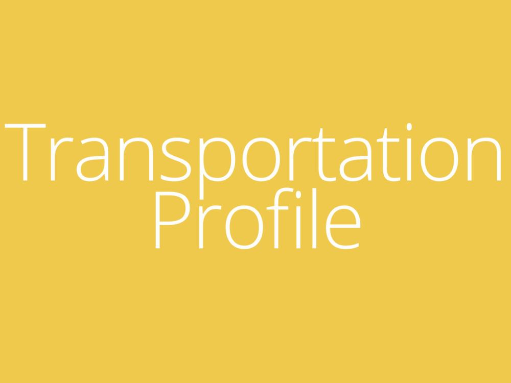 Read the most recent and previous Transportation Profiles