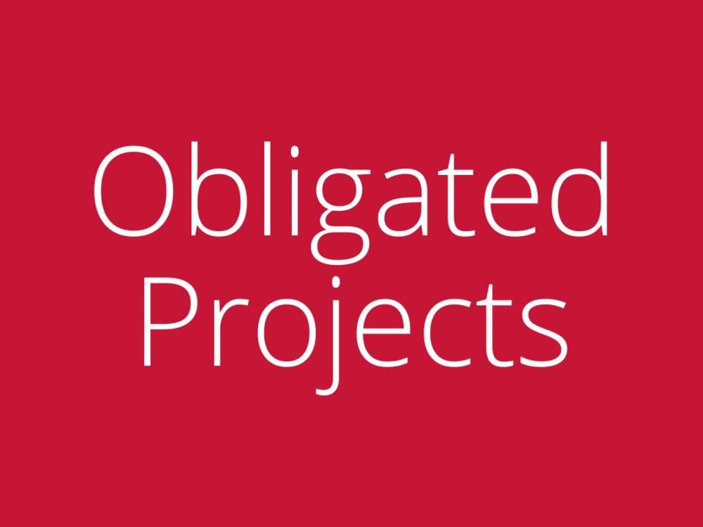 Link to WATS' list of Obligated Projects