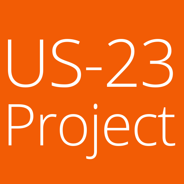 Link to blog post about MDOT's US-23 Project