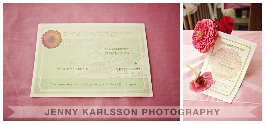 Kennywood Park Wedding Photography 005