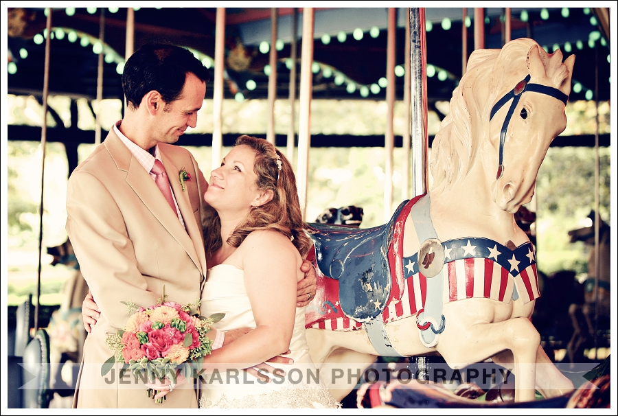Kennywood Park Wedding Photography 014