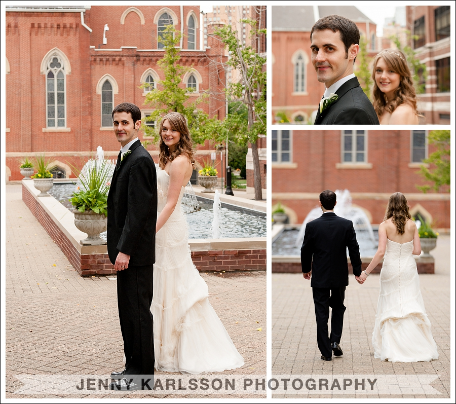 Duquesne University Pittsburgh Wedding Photographer 006
