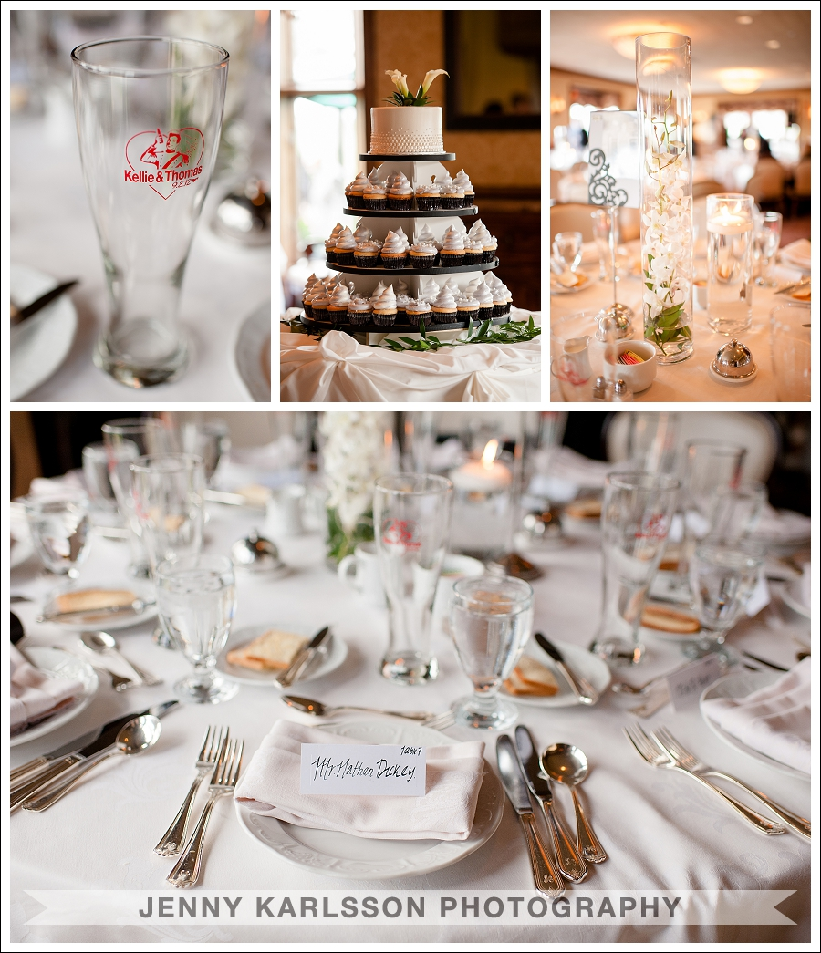 St Clair Country Club Pittsburgh Wedding Photographer 002